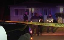 5 người bị bắn tại một tiệc sinh nhật trẻ em