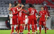 VAR 'nổ' đúng lúc, Bayern Munich hạ Frankfurt vào chung kết Cúp quốc gia Đức
