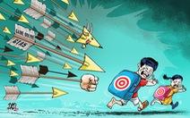 Phải chặn game online tấn công trẻ em