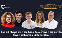 Ngày Hội Cố Vấn Chiến Lược Du học Trực Tuyến