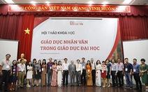 Rộng mở cơ hội cho SV học văn báo chí, văn hóa du lịch, QHQT