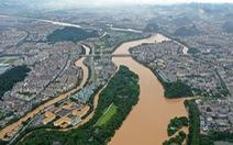 Hàng chục người chết, mất tích do mưa dông ở Trung Quốc