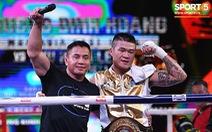 Trương Đình Hoàng - chuyện chưa kể về tay đấm vàng - Kỳ 4: Lên đài đấu chuyên nghiệp