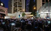 Mỹ có thể chặn dòng tài chính chảy qua Hong Kong