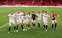 La Liga trở lại, Sevilla 'mở hàng' với chiến thắng 2-0