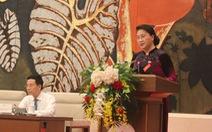 Chủ tịch Quốc hội: Báo chí là cầu nối quan trọng để Quốc hội gần dân
