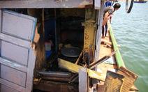 Trình báo việc tàu Trung Quốc truy đuổi, đâm hỏng tàu ngư dân Việt ở Hoàng Sa