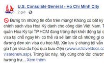 Mỹ bác tin đồn ngừng cấp visa cho du học sinh Việt Nam từ ngày 1-7
