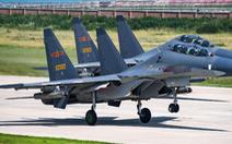 Máy bay quân sự Mỹ bay vào Đài Loan, tiêm kích Trung Quốc xuất kích hàng loạt