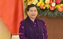 Quốc hội phê chuẩn các phó chủ tịch và ủy viên Hội đồng bầu cử quốc gia