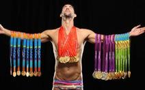 Michael Phelps được chọn là vận động viên xuất sắc nhất thế kỷ 21