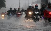 Sau trận mưa lớn, 'rốn ngập' Biên Hòa lênh láng như sông