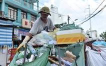 Người gom rác không thể mang cân khi đi hốt rác, Bộ nói sao?