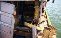 Phản đối hải cảnh Trung Quốc đâm, cướp phá tàu cá Việt Nam