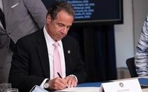 New York bãi bỏ điều luật 'đóng dấu mật' hồ sơ sai phạm của cảnh sát