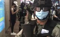 Cảnh sát Hong Kong bị kỷ luật vì mỉa mai người biểu tình