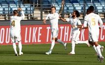 Hiệp 1 bùng nổ, Real Madrid thắng dễ Eibar