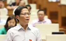 Bộ trưởng giải thích có hay không việc lợi dụng thủy điện để phá rừng?