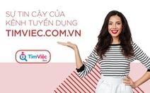 Timviec.com.vn - Địa chỉ tin cậy cho mọi ứng viên