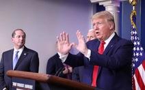 Ông Trump cáo buộc Trung Quốc tiếp tục vi phạm cam kết với Mỹ và các nước