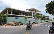 Xây 'lụi' trường học tại khu đô thị mới