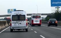 Đầu tư đường cao tốc Mỹ Thuận - Cần Thơ bằng vốn ngân sách