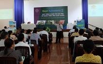 Bayer tiếp tục thúc đẩy sự phát triển bền vững của nông nghiệp Việt Nam