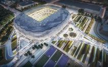 Qatar ra mắt sân vận động mới phục vụ World Cup 2022