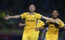 Đánh bại Hà Nội, Sông Lam Nghệ An vươn lên dẫn đầu bảng