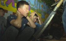 Kịp thời ngăn một vụ hỗn chiến giữa hai nhóm học sinh nhờ tin nhắn của người dân