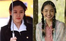 Cơn mưa tình đầu: Son Ye Jin đẹp thổn thức, ngọc nữ Thái Mint đẹp hút hồn
