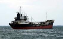 Tàu Thái Lan sơn biển số Việt Nam, chở dầu không giấy tờ