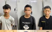 Cần tiền chơi game, 6 thanh thiếu niên rủ nhau đi cướp