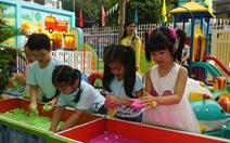 TP.HCM: trường mầm non giữ trẻ trong hè từ 16-7 đến 21-8