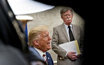 Ông Trump nói ông Bolton 'ngu ngốc' đề xuất 'mô hình Libya' cho Triều Tiên