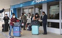 344 công dân Việt từ Úc và New Zealand về Tân Sơn Nhất, được cách ly ngay