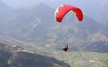 Phi công Nga rơi dù ở đèo Khau Phạ sau vài giây cất cánh