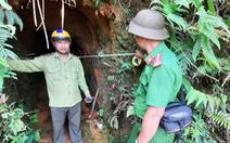Kiến nghị dùng thuốc nổ đánh sập các hầm vàng