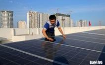5 tháng, người dân bán được hơn 150 tỉ đồng tiền điện mặt trời