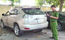 Xe sang Lexus RX330 được chuyển nhượng trái phép để trốn thuế?