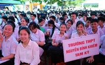 Sáng nay 20-6, tư vấn tuyển sinh - hướng nghiệp 2020 ở Quảng Nam