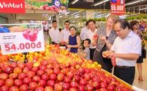 Lễ hội trái cây nhập khẩu New Zealand tại VinMart