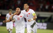 Đội tuyển Việt Nam sẽ đá giao hữu với đội tuyển Kyrgyzstan