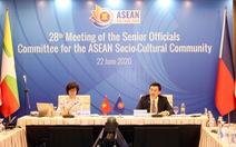 Việt Nam phối hợp ASEAN đưa ra sáng kiến ứng phó dịch COVID-19