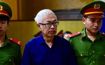 Triệu tập gần 200 người đến phiên xử nguyên tổng giám đốc Ngân hàng Đông Á