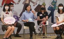 Bà Thái Anh Văn muốn Đài Loan thành hòn đảo song ngữ năm 2030