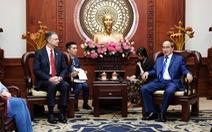 Việt Nam và Mỹ có chung lợi ích trong việc phát triển hòa bình