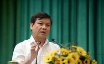 Viện trưởng Lê Minh Trí: 'Cán bộ làm sai thì phải cương quyết xử lý'