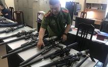 Phá đường dây mua bán linh kiện súng săn lậu trên mạng xã hội