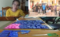 Bắt 4 nghi phạm buôn 22.000 viên ma túy tổng hợp từ Lào